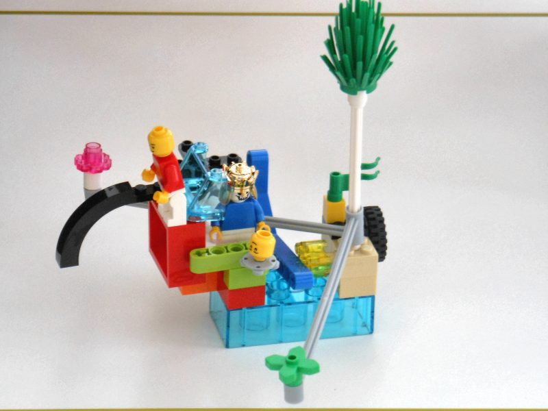 Lego® Serious Play® – Moderation